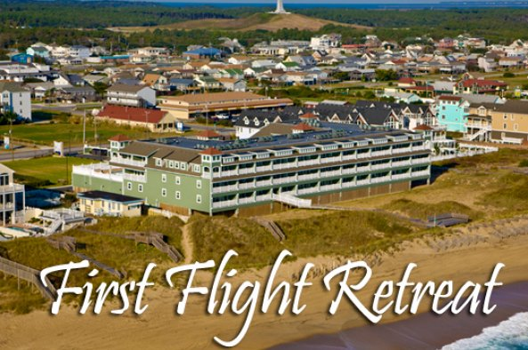 First Flight Retreat oceanfront condos, Kill Devil Hills