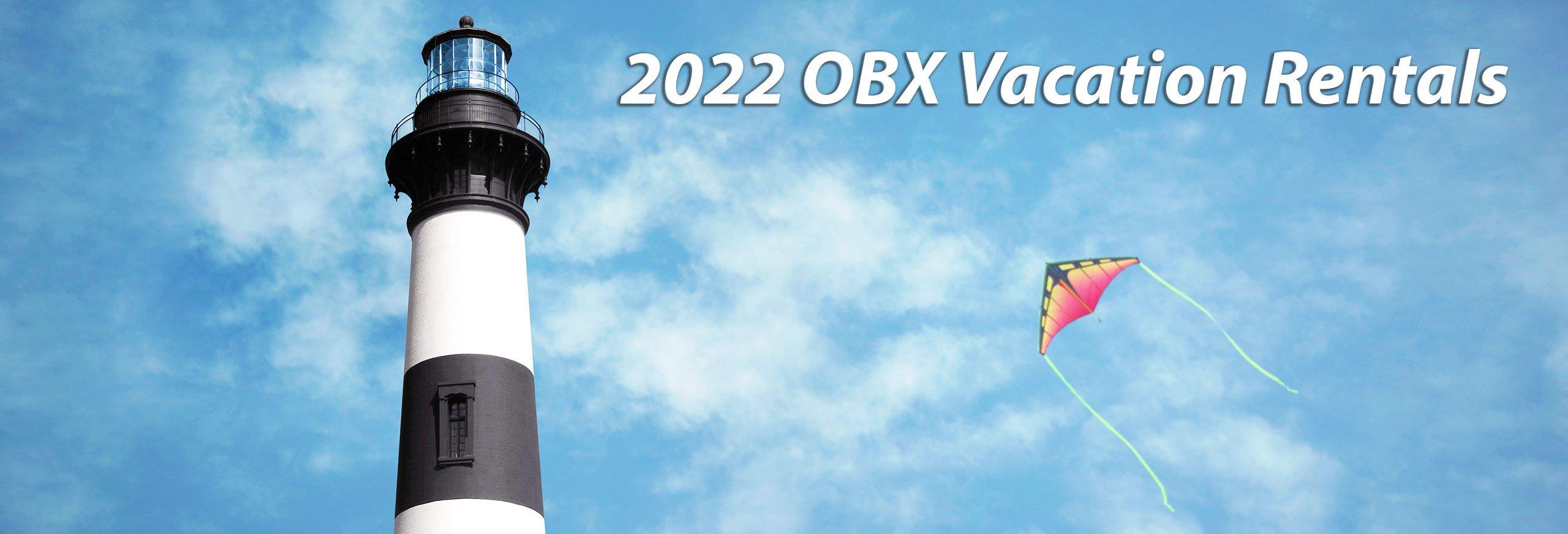 2022 OBX Vacation Rentals