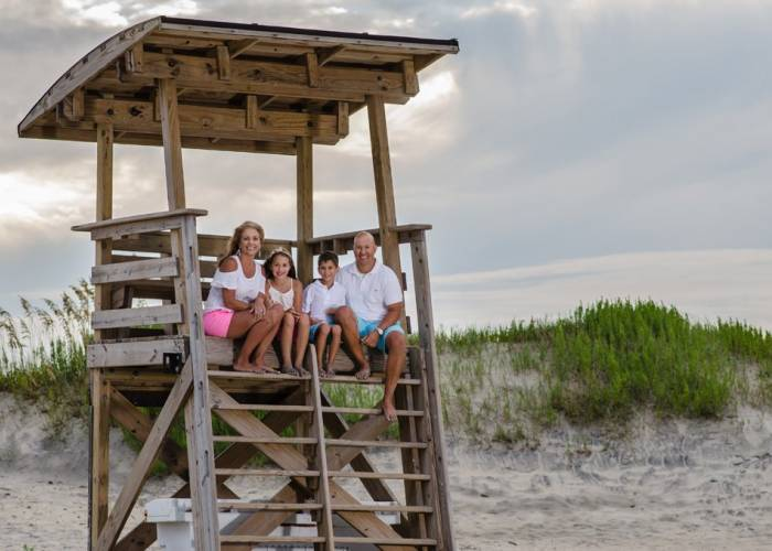 Coquina Beach Portrait Photography