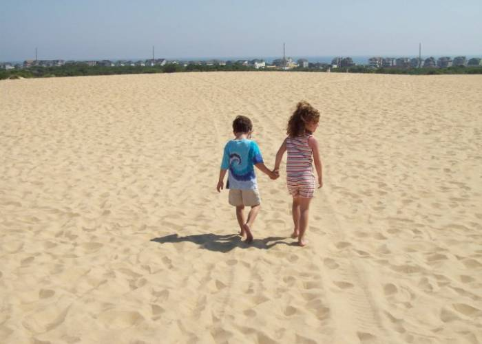 Jockey's Ridge Beach