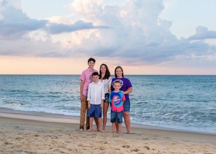 Kill Devil Hills Family Photographer