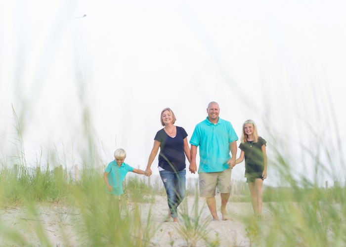 Kitty Hawk Family Photographer