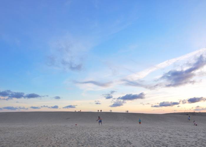 Jockey's Ridge Beach View