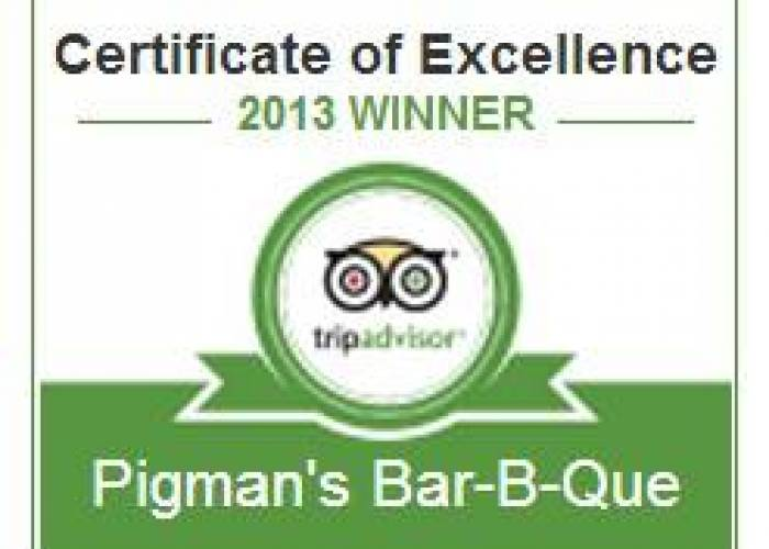 Pigman's Bar-B-Que on the Outer Banks