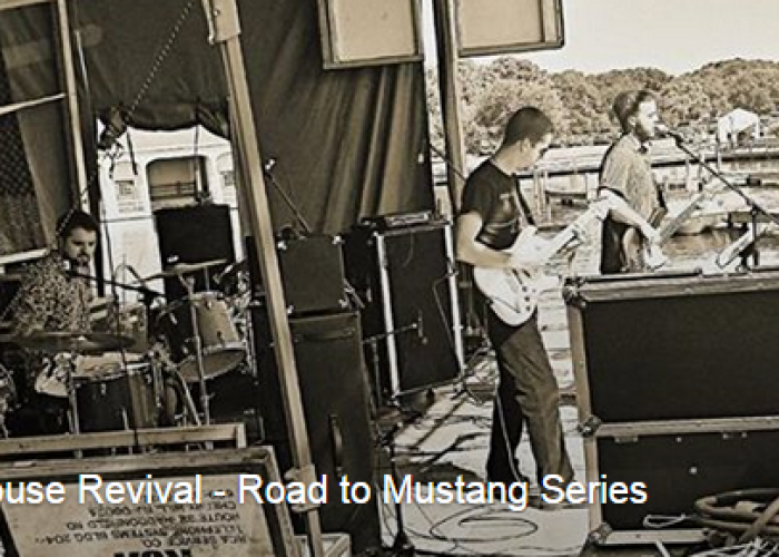 Soul House Revival Road to Mustang Series