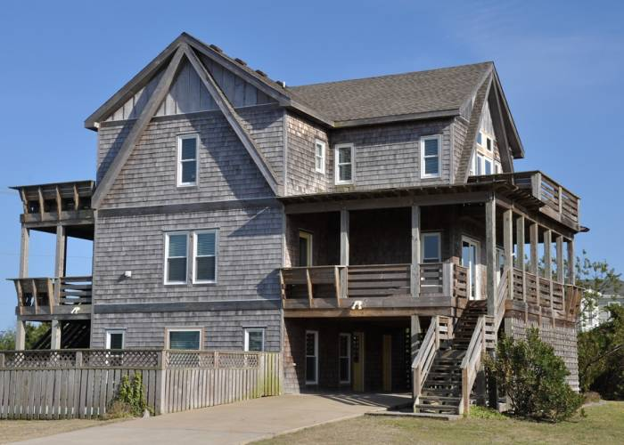 Nags Head Cove vacation rental