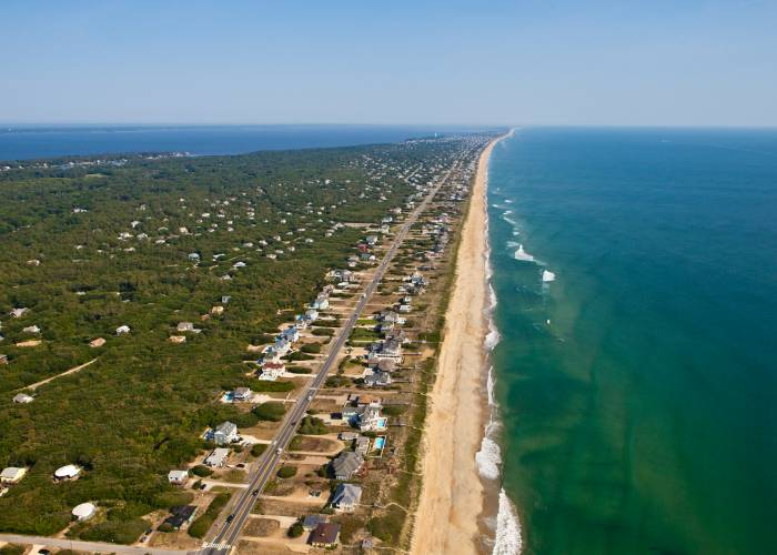 Outer Banks Rentals By Town Village Realty