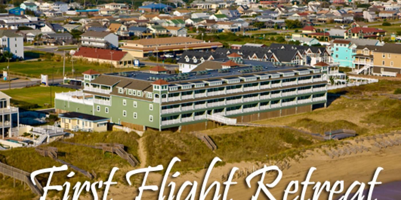 First Flight Retreat oceanfront condos, Kill Devil Hills