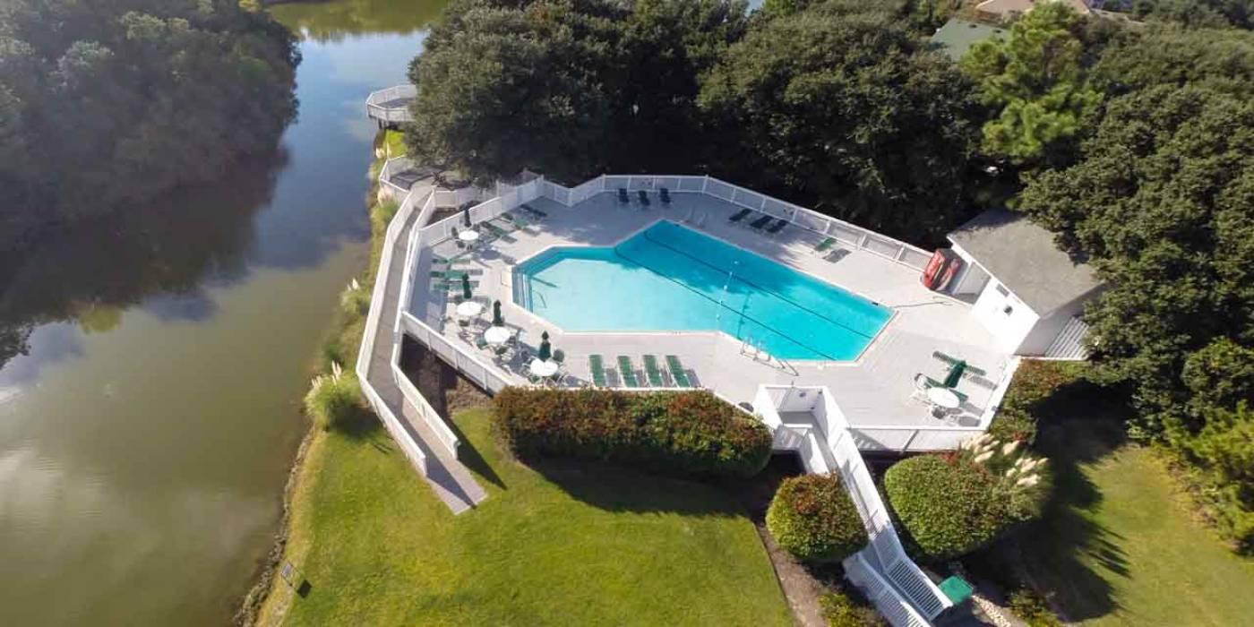 pool at Villages at Ocean Hill