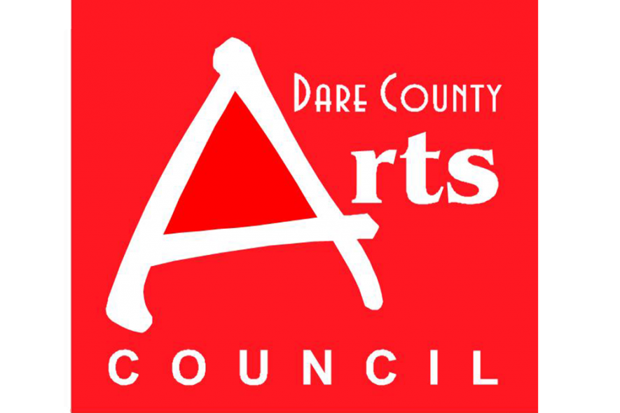 Dare County Logo Dare County Arts Council