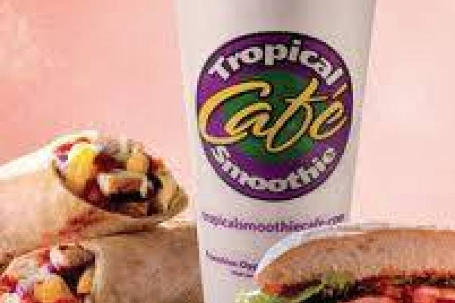 Tropical Smoothie Cafe In Nags Head Tanger Outlets Obx
