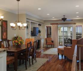 OBXcellent | Top Level Living Overview