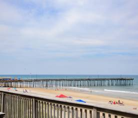 SN29: Windfall | Top Level View of Outer Banks Pier