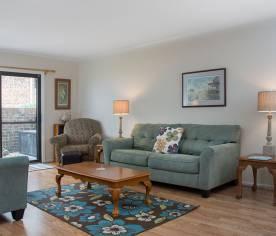 VF5: Villas F5 | Bottom Level - Living Area