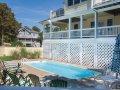 CL505 E Z Duz It l Pool Area with Hot Tub