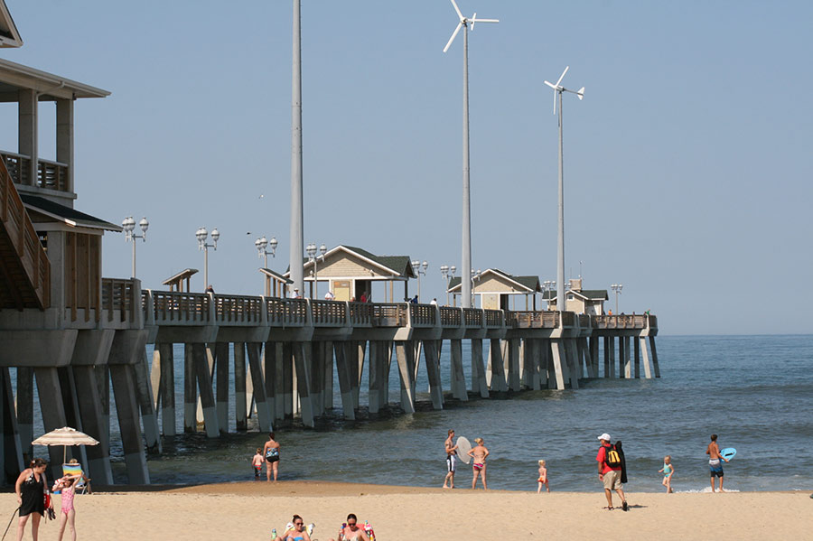 A 1 500 budget outer banks vacation village realty for Jennette s fishing pier