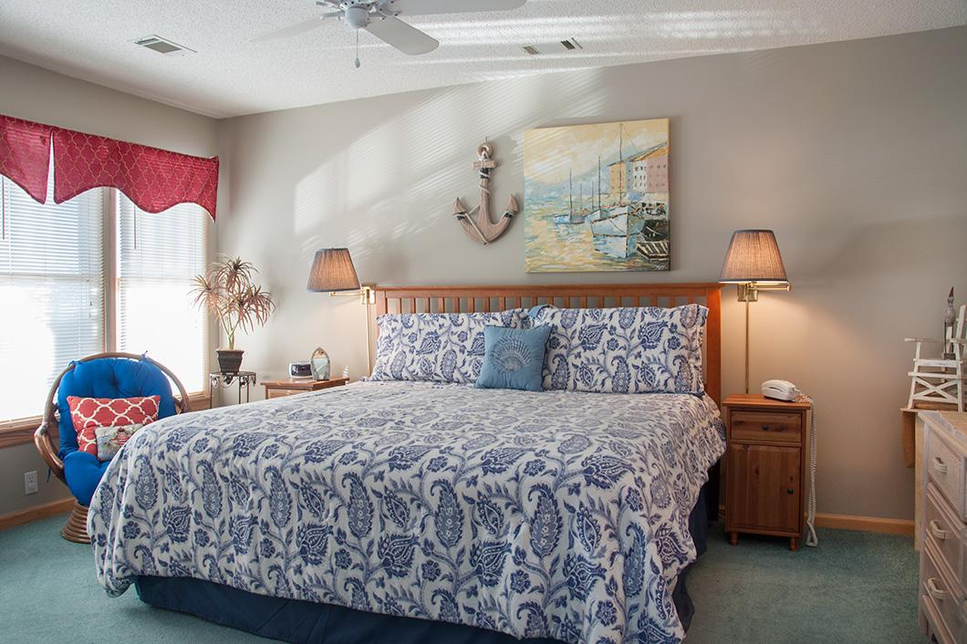 Gone Fishin, an affordable OBX vacation rental