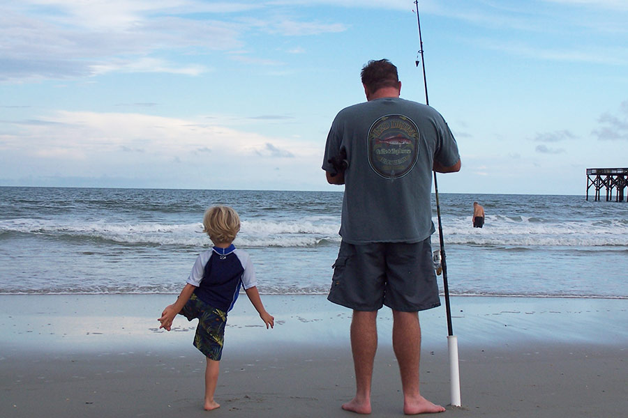 Surf Fishing Outer Banks
