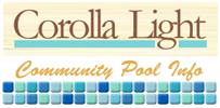 Click for community pool information