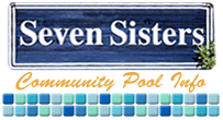 Click for Seven Sisters Community Pool Information