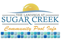 Click for community pool info